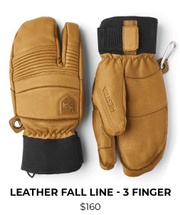 Hestra Fall Line 3 Finger Glove