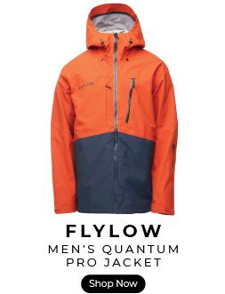 Flylow quantum pro 3-layer jacket