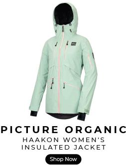 Picture Organic haakon women's insulated jacket
