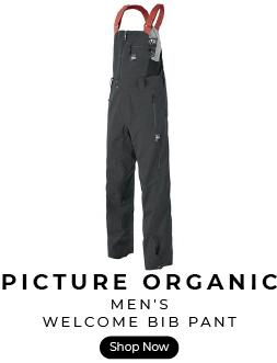Picture Organic welcome bib ski pant