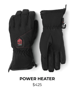 Hestra Power Heater Glove